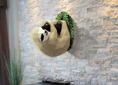 Other wall decoration - Decorative Objects - Sloth Trophy - AGENT PAPER