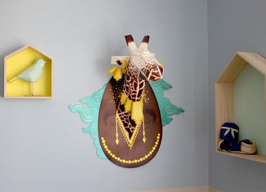 Other wall decoration - Paper Decoration - Giraffe Trophy - AGENT PAPER
