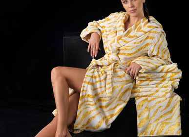Bath towels - GOLD COLLECTION TOWELS AND BATHOBES  - CARRARA