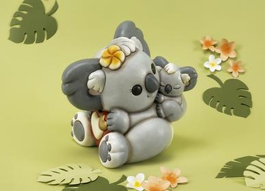 Cadeaux - Maxi koala Adélaïde avec bébé Koki - THUN