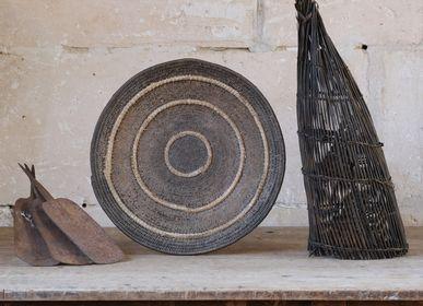 Plateaux - Panier Mbunda esprit vintage, Zambie - AS'ART A SENSE OF CRAFTS