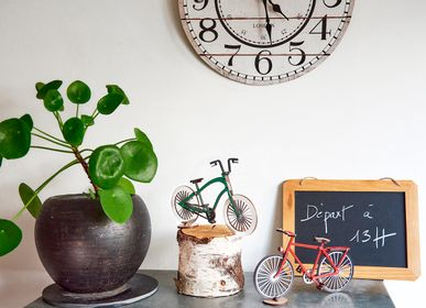 Decorative objects - Wooden Decoration - Bicycles - AGENT PAPER