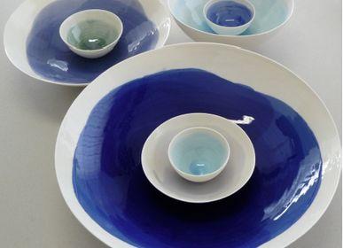 """Platter and bowls - """"MACCHIA"""" - POTOMAK STUDIO"""