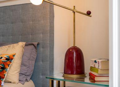 Lampes à poser - LAMPE DE TABLE PINS - MARIONI
