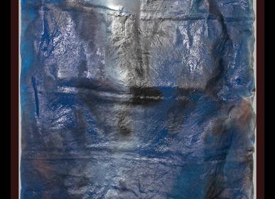 Paintings - TRACCIA - ROU MATERIAAL