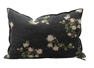 Fabric cushions - Coussin Vice Versa Lin Wabi Sabi Les Rose Thé - MAISON DE VACANCES