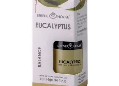 Scent diffusers - Eucalyptus Essential Oil-10ml. - SERENE HOUSE