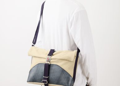Bags and totes - SION / CANVAS BRIDLE SOULDER BAG - SHION