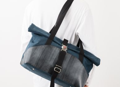 Bags and totes - SHION/Canvas bridle tote bag - SHION