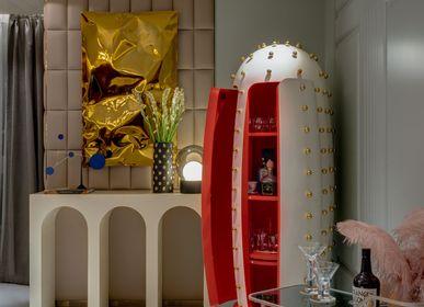 Chiffonniers - Oasis Cabinet Neige - SCARLET SPLENDOUR