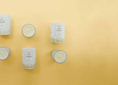 Gifts - Vegetable Wax Candle - ABEILLUS FRAGRANCE
