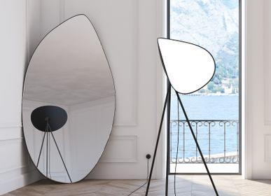 Outdoor floor lamps - INFINITY LAMP - HIND RABII LIGHTING STUDIO