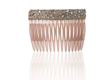 Hair accessories - Swarovski® crystals comb FRAGRANCE - VALÉRIE VALENTINE