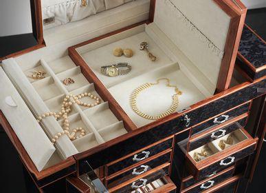 Chests of drawers - Lo Scrigno Nero - Chest - AGRESTI