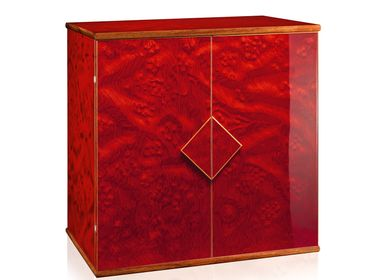 Chests of drawers - Il Forziere Rosso - Safe - AGRESTI