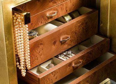 Chests of drawers - Segreto Foglia Oro - Safe - AGRESTI