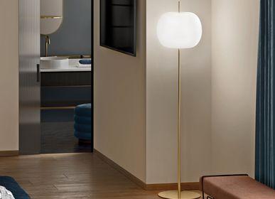 Floor lamps - Kushi XL floor - KUNDALINI