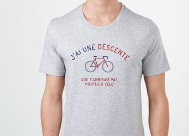 Apparel - T-Shirt homme Descente à vélo - MONSIEUR TSHIRT
