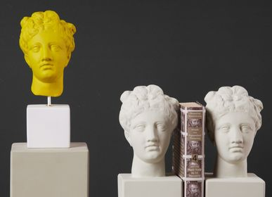 Decorative objects - Hygeia of Epidaurus Bookend - SOPHIA ENJOY THINKING