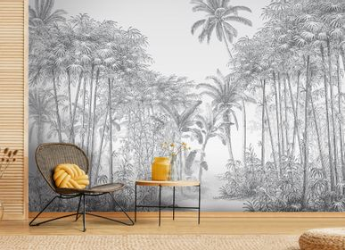 Wallpaper - MANAUS Wallpaper - LGD01 DECOR MURAL SUR MESURE