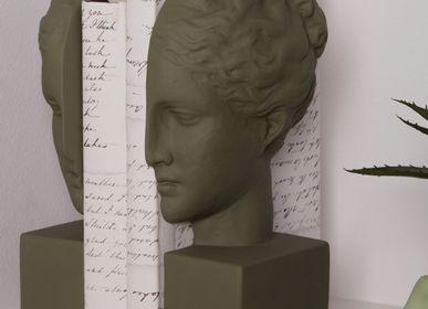 Decorative objects - Hygeia Bookend  - SOPHIA ENJOY THINKING