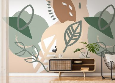 Wallpaper - SCANDINA Wallpaper - LGD01 DECOR MURAL SUR MESURE