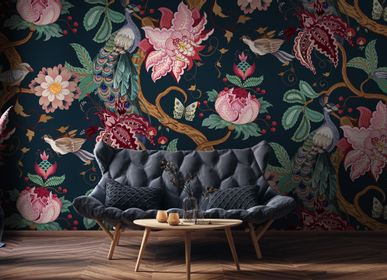 Wallpaper - Wallpaper PAVO or TB - LGD01 DECOR MURAL SUR MESURE