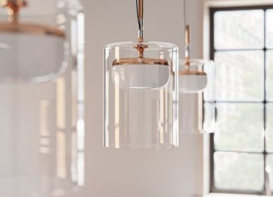 Hanging lights - Diver pendant lamp - PRANDINA LIGHTING STORIES