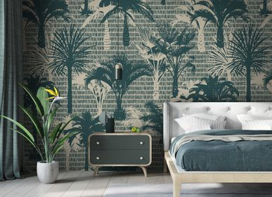 Wallpaper - SILWET Wallpaper - LGD01 DECOR MURAL SUR MESURE