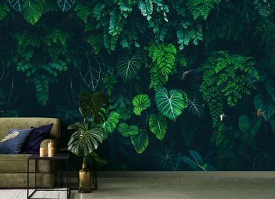 Wallpaper - VEGETA Wallpaper - LGD01 DECOR MURAL SUR MESURE