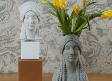 Vases - Vase Kore Head - SOPHIA ENJOY THINKING