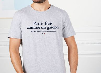 Apparel - T-Shirt homme Partir frais - MONSIEUR TSHIRT