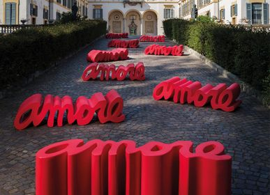 Outdoor decorative accessories - Amore - SLIDE