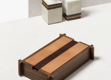 Design objects - STRUCTURA RECTANGULAR BOX - GIOBAGNARA