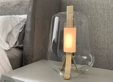 Desk lamps - Luisa table lamp - PRANDINA LIGHTING STORIES