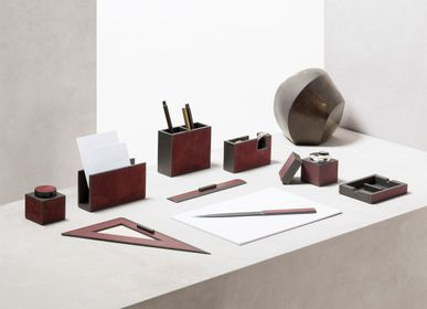 Design objects - CURZIO DESK SET - GIOBAGNARA
