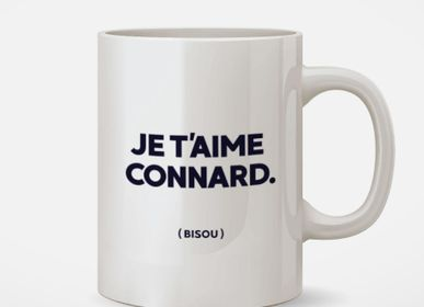 Mugs - Mug Je t'aime Connard - MONSIEUR TSHIRT