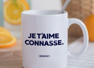 Mugs - Mug je t'aime Connasse - MONSIEUR TSHIRT