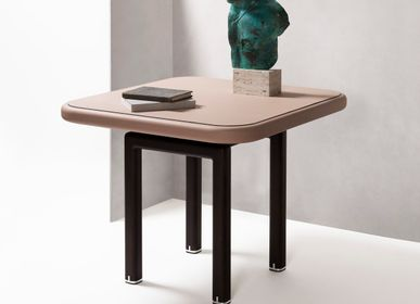 Objets design - LLOYD TABLE CARRÉE - GIOBAGNARA