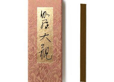 Home fragrances - KYARA TAIKAN- Premium Aloeswood 140 sticks - NIPPON KODO INCENSE