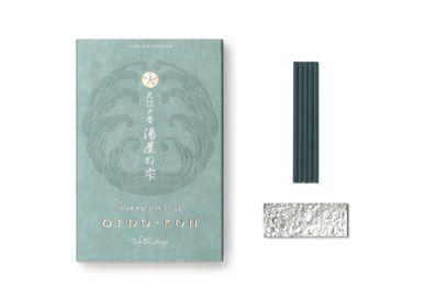 Parfums d'intérieur - OEDO-KOH GOUTTE D'EAU 60 BÂTONS - NIPPON KODO INCENSE