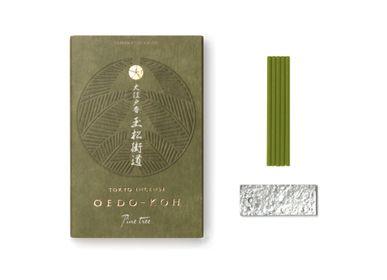 Parfums d'intérieur - OEDO-KOH PIN 60 BÂTONS - NIPPON KODO INCENSE