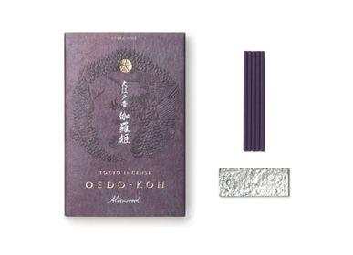 Parfums d'intérieur - OEDO-KOH ALOÈS 60 BÂTONS - NIPPON KODO INCENSE
