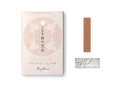 Home fragrances - OEDO-KOH CHERRY BLOSSOM 60 STICKS - NIPPON KODO INCENSE