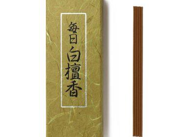 Parfums d'intérieur - MAINICHI BYAKUDANKOH - Bois de Santal 150 bâtonnets - NIPPON KODO INCENSE