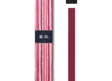 Home fragrances - KAYURAGI ROSE 40 STICKS - NIPPON KODO INCENSE