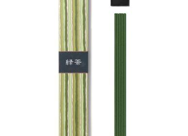 Home fragrances - KAYURAGI GREEN TEA 40 STICKS - NIPPON KODO INCENSE