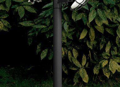 Outdoor floor lamps - SISTEMA OUT - FLOOR LAMP - MARTINELLI LUCE