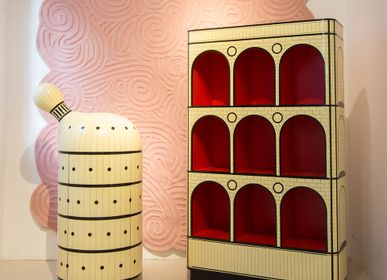 Shelves - The Count Cabinet - SCARLET SPLENDOUR