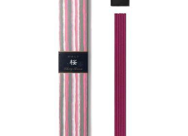 Parfums d'intérieur - KAYURAGI FLEUR DE CERISIER 40 BÂTONS Encens japonais - NIPPON KODO INCENSE